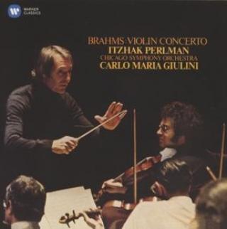 BRAHMS: VIOLIN CONCERTO IN D MAJOR, OP. 77 [CD album]